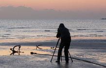 【清洁养护名家谈】摄影器材养护答疑之镜头沾了海水