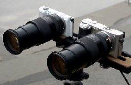 """索尼 ILCE-6000 数码微单4D""""拼对焦""""玩具车篇"""