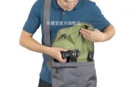 乐摄宝(Lowepro)Exchange Messenger 单肩相机包 摄影