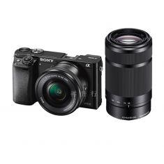 索尼(Sony)A6000/ILCE-6000L 数码微单套机(16-50)