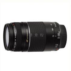 佳能(Canon)EF 75-300mm f/4-5.6 III USM 远摄变焦镜头