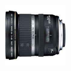 佳能(Canon)EF-S 10-22mm f/3.5-4.5 USM 广角变焦镜头