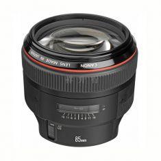 佳能(Canon)EF 85mm f/1.2L II USM 中远摄定焦镜头 人像王