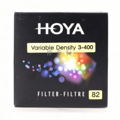 保谷(HOYA)Variable Density 82mm 3-400 可调密度减光镜