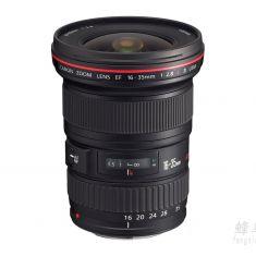 佳能(Canon)EF 16-35mm f/2.8L II USM 广角变焦镜头