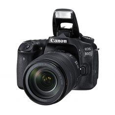 佳能(Canon)EOS 80D( EF-S 18-135mm f/3.5-5.6 IS USM超声波马达镜头)数码单反