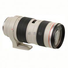 佳能(Canon)EF 70-200mm f/2.8L USM 远摄变焦镜头